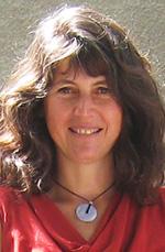 Agnès Escudier, Directrice de l'école de réflexologie plantaire et palmaire Reliance 84 à Carpentras